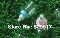Free shipping 100pcs/lot Milk feeding bottle Candy Box ,Baby birth party sweet box