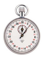 Brand Diamond Mechanical stopwatch M504 count time second Accurate shining