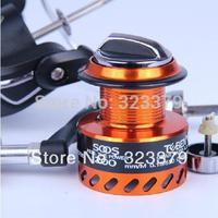 superior bait runner reels , aluminium spinning fishing reels ,  6+1 ball bearings free shipping