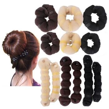 For Hair Styling Bun Maker as Seen On TV