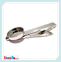 Beadsnice ID23034 top quality diy men's jewelry tie clip wholesale unique tie bar with 16mm tie clip blank