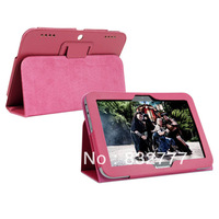 """2014 Hot ! New Leather Cover Stand Case For Lenovo Idea Tab 7 Inch Tablet 9"""" A2109 15427 15428 15428 15429 15430 15431*"""
