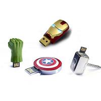 Avengers usb flash memory, Avengers key usb, Avengers pen driver