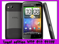 HongKong Original Unlocked HTC Desire S S510e Android 3G 5MP GPS WIFI 3.7''TouchScreen Mobile Phone Free Shipping