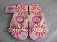 2013 Summer children slippers family series fashion child sandals herringbone shoes girls kids