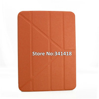 HOT Sale 3 Fold Ultra Slim Case For Samsung Galaxy Tab 3 10 1 P5200 P5210 Book Cover  for tablet 10 1 free shipping(10pcs/lot)