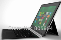 "11.6"" Laptop Tablet PC Intel Celeron 1037U 1.8GHz Dual-core Win7/WIN8 Camera 1.3M HDMI SSD-2G 32G(T116 Celeron)"