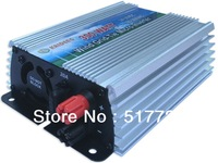 Hot sell 300w DC24V to AC 90V-140VAC /180V-260VAC GRID-TIE INVERTER wind turbine grid-tie inverter Wholesale/ Freeshipping !