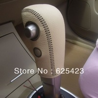 High Quality! Hot Sale Sylphy Reach Genuine Leather Gears Sets  Manual Transmission Cover Hand Row Set  for All Car