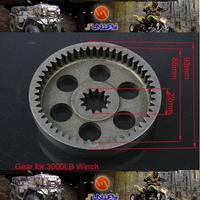 Gear for ATV 3000LB Winch Free Shipping