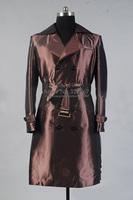 Watchmen Rorschach Trench Coat Cosplay Costume