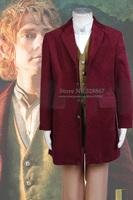 The Hobbit Bilbo Baggins Outfit Costume
