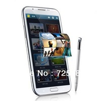 5.7 inch Star N9599 NoteII Stylus pen MTK6589 IPS Screen Quad core smart Phone 1GB RAM 4GB GPS WIFI 3G WCDMA 8.0MP,free shipping