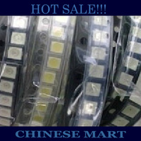 1000PCS/LOT High quality smd led lighting beads white 3528 1210 white light emitting diode bright  #LS237