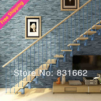 latest design retro wallpaper interior pvc waterproof wallpaper for bathroom