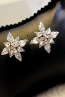 Min.order is $15 (mix order) Earrings for women 2013 Vintage hollywood sparkling  stud earring