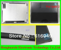 High quality original and new for ipad 2 lcd display screen replacement parts ,free shipping