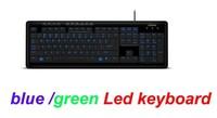 hot Cool-shining Backlighting Wired LED gaming Keyboard