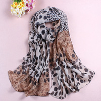Sheegior NEW HOT Fashion trendy Cozy Noble women's scarf shawl muffle designs Sexy Leopard Free shipping Min.order $10 mix order