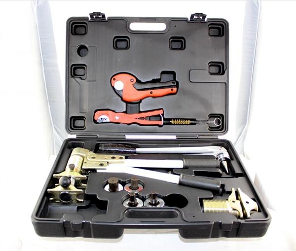 Pex Fitting tool PEX-1632 Range 16-32mm used for REHAU Fittings well received Rehau Plumbing Tool(China (Mainland))