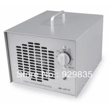 Portable ozone generator with 3 pcs ozone plates