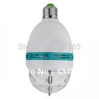 Full color 3W LED 170 degree rotating lamp E27 bar light 85~260V wall light(big type)