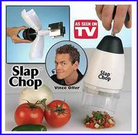 Free shipping/Slap Chop Food Chopper machine Grater Chop,vegetable chopper,slapchop garlic triturator