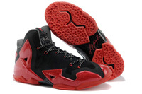 2013 New published Basketball shoes Men LBJS XI Top Grade ventilate Sport Shoes US8-13 Free Shipping