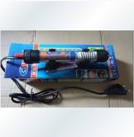Aquarium 220V  50W Mini Adjustable Submersible Quartz Heater 15cm Explosion-proof heating rod aquarium heater  free shipping