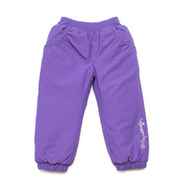 Taurababe 2013 new winter girl fashion pants with top quality and very warm design for kids girl leasure pants