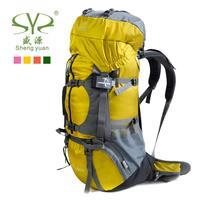 new 2014 Outdoor backpack  Climbing Backpack Mountaineering Bag hiking 45+5L bag shoulder bag