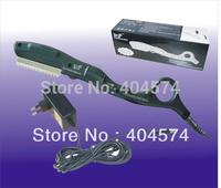 220Voltage Plug ultrasonic hot vibrating Razor for hair cut/ natural hair extension /real hair beauty salon use