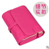 Free shipping essential travel supplies wash bag Cosmetic Pouch Kit    M123