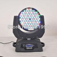 Free shipping 108*3W Three color Moving Head Wash Light,High quality Big Power DMX 512 stage moving head light