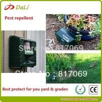 Electric Bird Pigeon Hawks Repeller/ Bird Pest Chaser/ PIR Ultrasonic Repellent