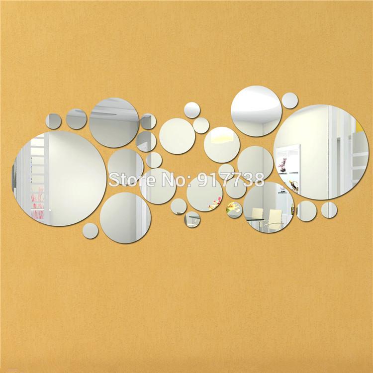 Achetez en gros papier autocollant miroir en ligne des for Papier miroir autocollant