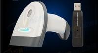 Free Shipping!!Brand NTEUMM Wireless Cordless Barcode Scanner 400m+ Big Storage+Rechargable Battery