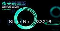 Mazda 3 ignition key ring luminous MAZDA6 aluminum alloy key decoration ring ignition decoration