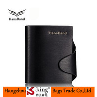 Men's Hasp Short Design Genuine Leather Wallets , High Quality Brand Carteira for Man , Free Shipping Hot Sale