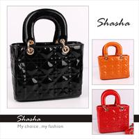 D brand mini famous fashion vintage party women handbag girl handbag pu leather diamond classic red black shoulder bag jelly bag