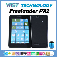 "Freelander PX2 PX1 3G Tablet PC 7"" MTK8389 Quad Core 1.2Ghz 1G/8G Android 4.2 Bluetooth GPS Dual Sim 2MP 5MP Dual Camera"