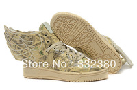 2013 Latest & most Fashionable men & women Jeremy scott wings 2.0 Money shoes js wings usd shoes