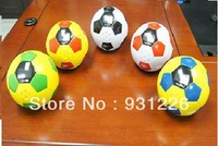 Football USB speakers KV-2014 chargeable can use as SD card reader Radio FM MP3 remote control  wholesale free shipping