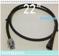 "factory sale 20pcs Corvette C5/C6  Intake Air Temp IAT sensor Extension 22"" GM LT1 LS1 LS2  55cm wire"