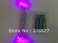 10PCS 220V  Free shipping LED Christmas light 3M 30LEDS Wedding/Party Decoration String Lights