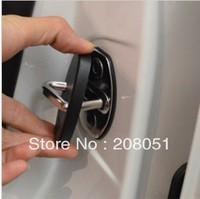 JEPP Compass Cherokee Patriot door lock cover protector door lock catch cover auto accessories 1set/4pcs
