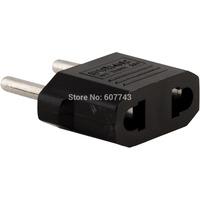 10PCS x USA US to EURO European EU Travel Plug Adapter Converter US to EU Standard Plug