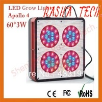 180W Apollo 4 LED Grow Light Greenhouse Garden 8:1 Plant Grow Lamp Panel Indoor Hydroponi Hydro Flowering Light
