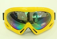 Polisi single tier skiing mirror outdoor ski goggles eyewear protective glasses hiking mirror 301