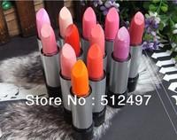 New Cosmetics Gorgeous 12 Colors Balm Lipstick Volume Lip Moisturizing Lip Stick Free Shipping